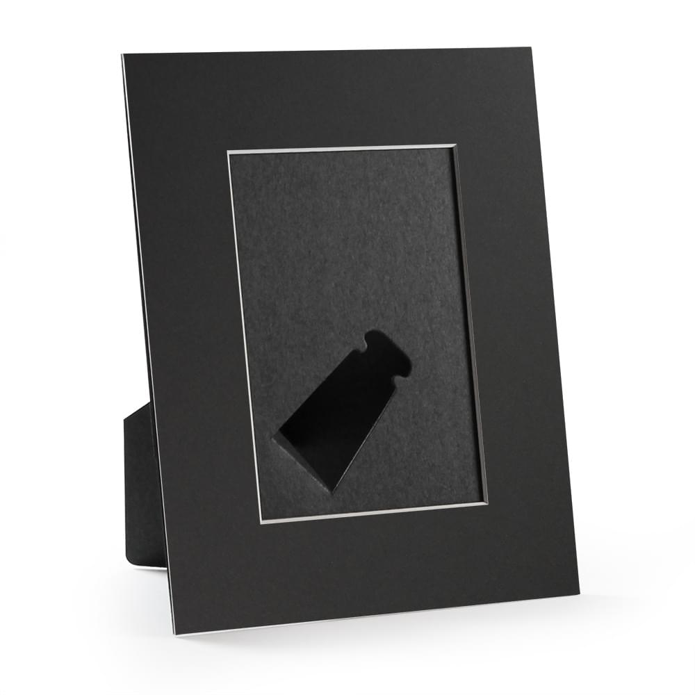 "Bevel Easel Picture Frame (8""x10"")"