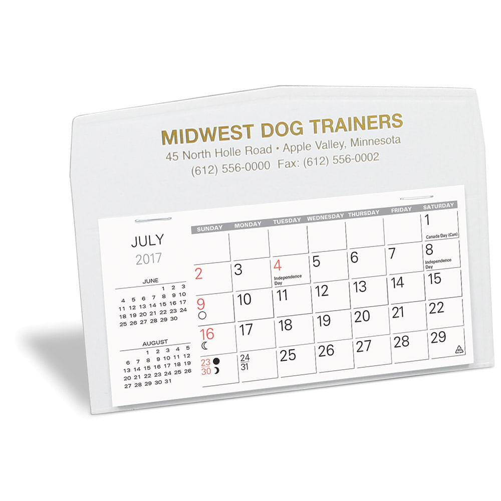 Cartwright Desk Calendar