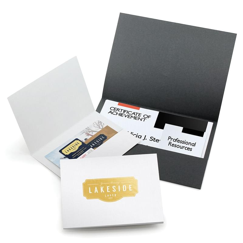 HOT DEAL - Horizontal Pocket Folders - Small Size