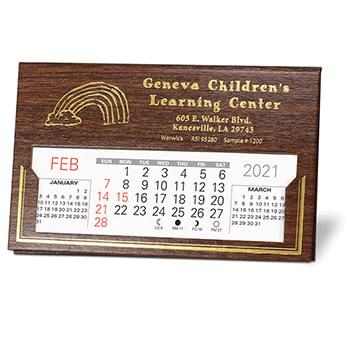 Livingston Desk Calendar