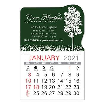 Landscaping Value Stick Calendar