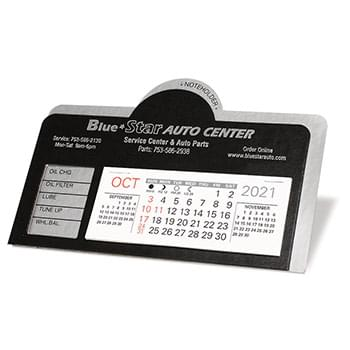 Daytona Desk/Car Calendar