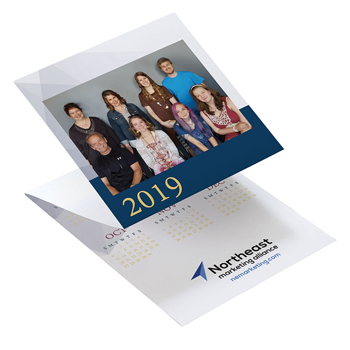 HOT DEAL - Custom Photo Trifold Calendar