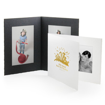 "Double-Sided Portrait Folder (4""x6"")"