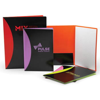 Large Splash Padfolio