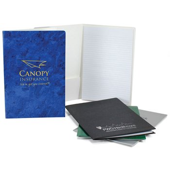 Large Padfolio - Classic Papers